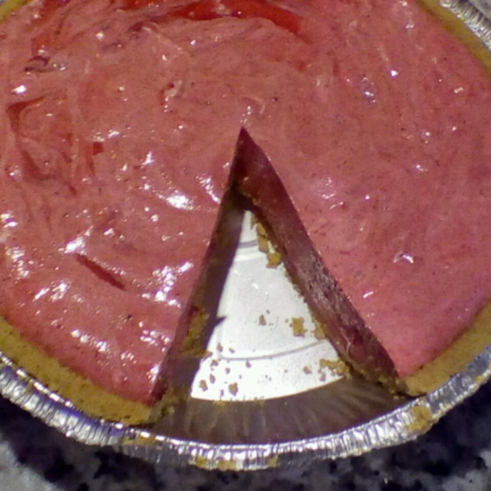Cranberry Mousse Pie Katrina