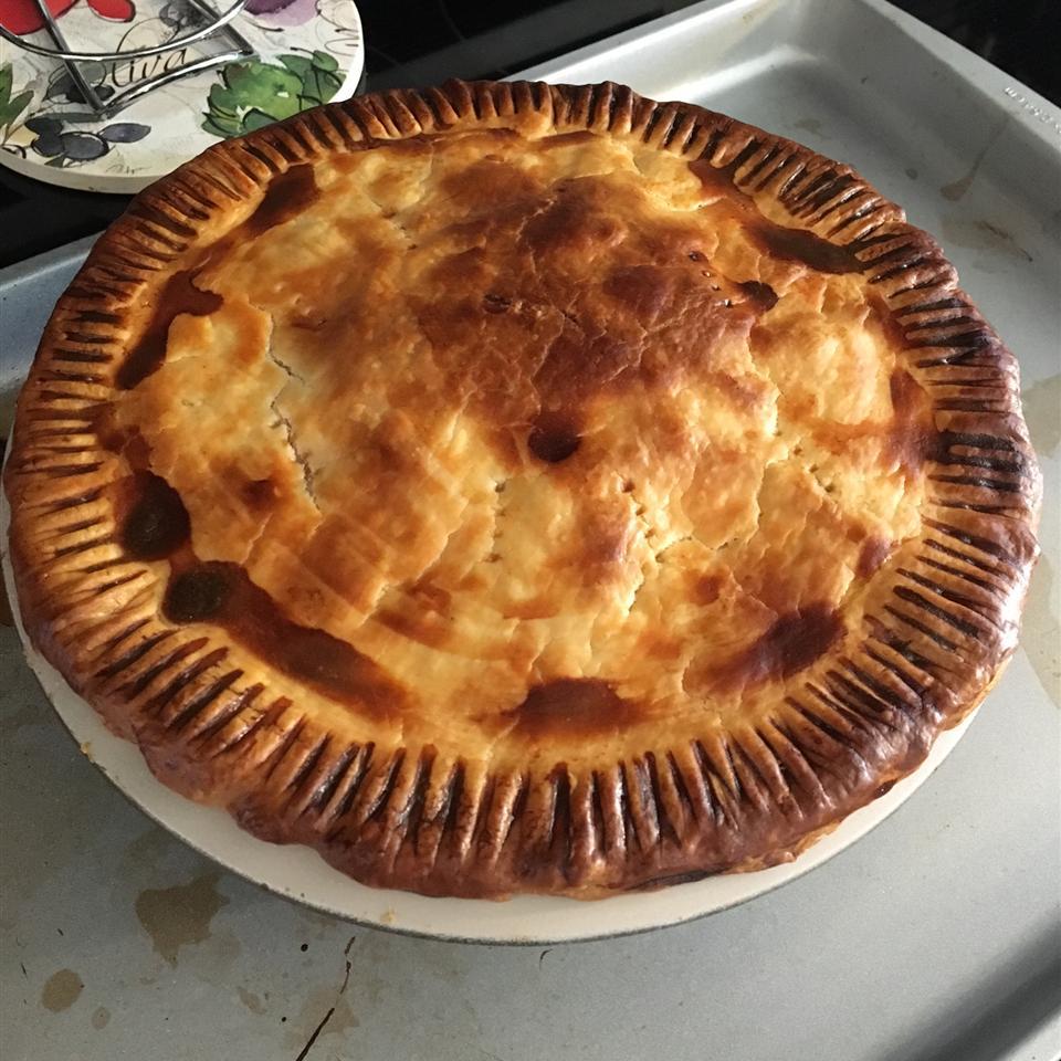 To-Die-For Chicken Pot Pie Meridyth