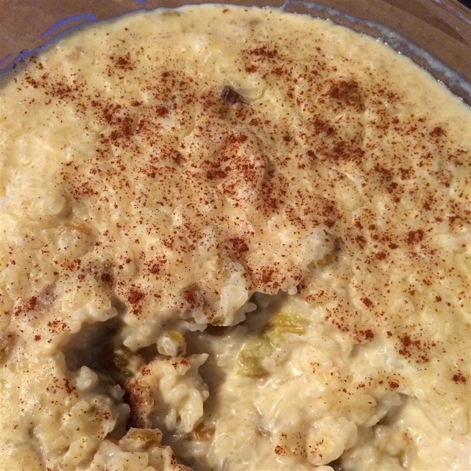 Old Fashioned Creamy Rice Pudding MichelleQ
