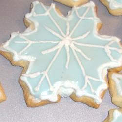 Butter Icing for Sugar Cookies