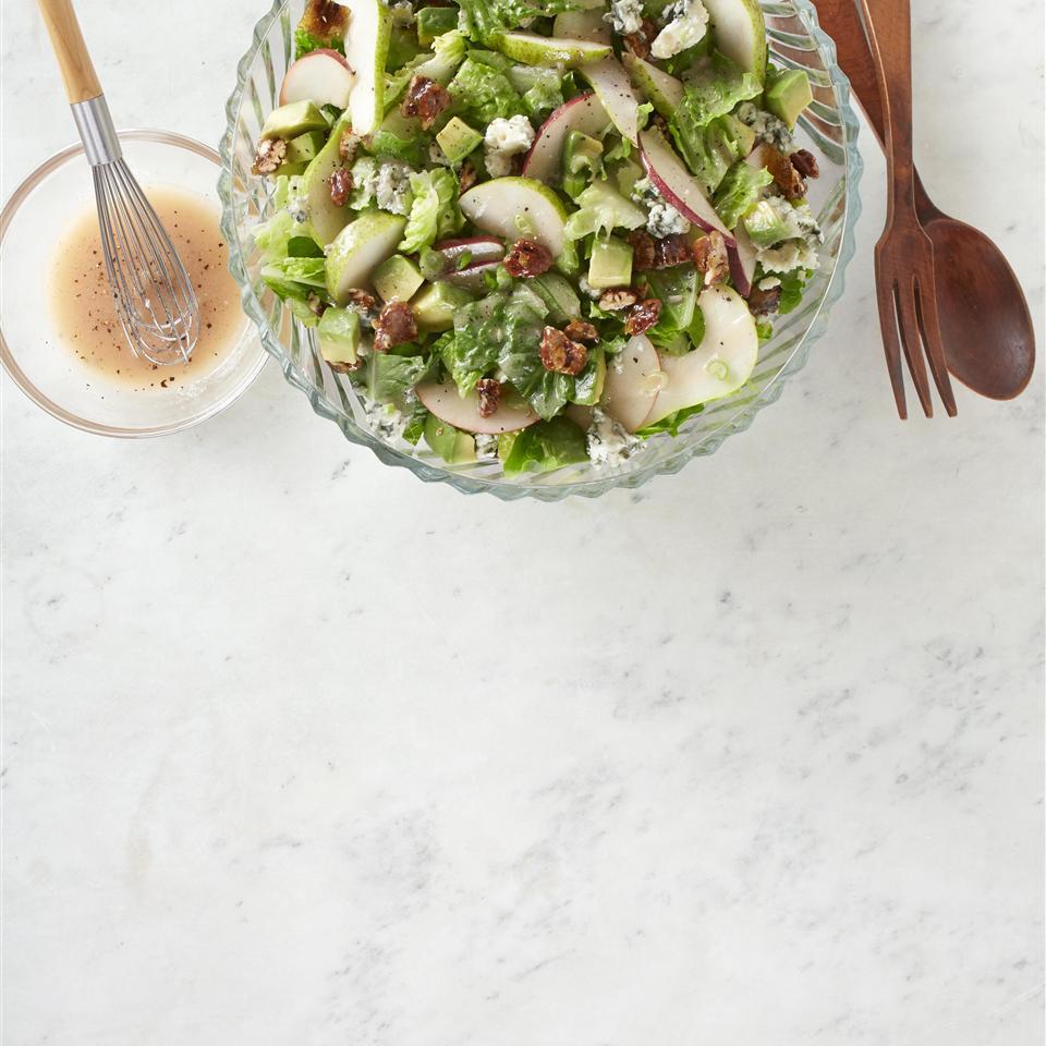 Roquefort Pear Salad Allrecipes Magazine