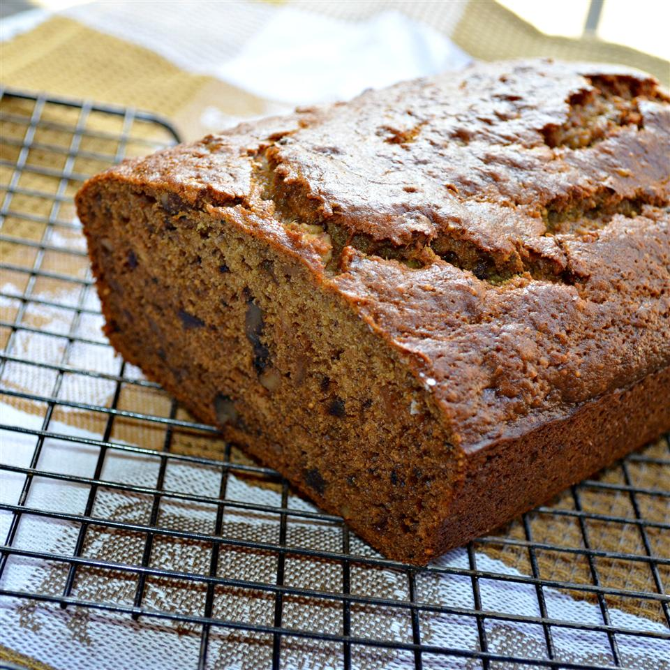 Date and Fig Quick Bread