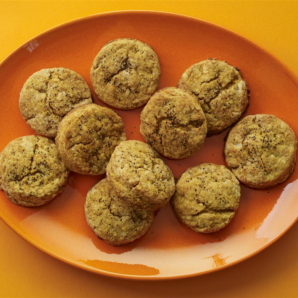 Sweet Potato and Black Pepper Biscuits Allrecipes Magazine