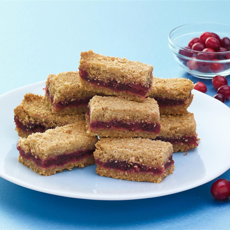 Cranberry Jam Bars Allrecipes Magazine