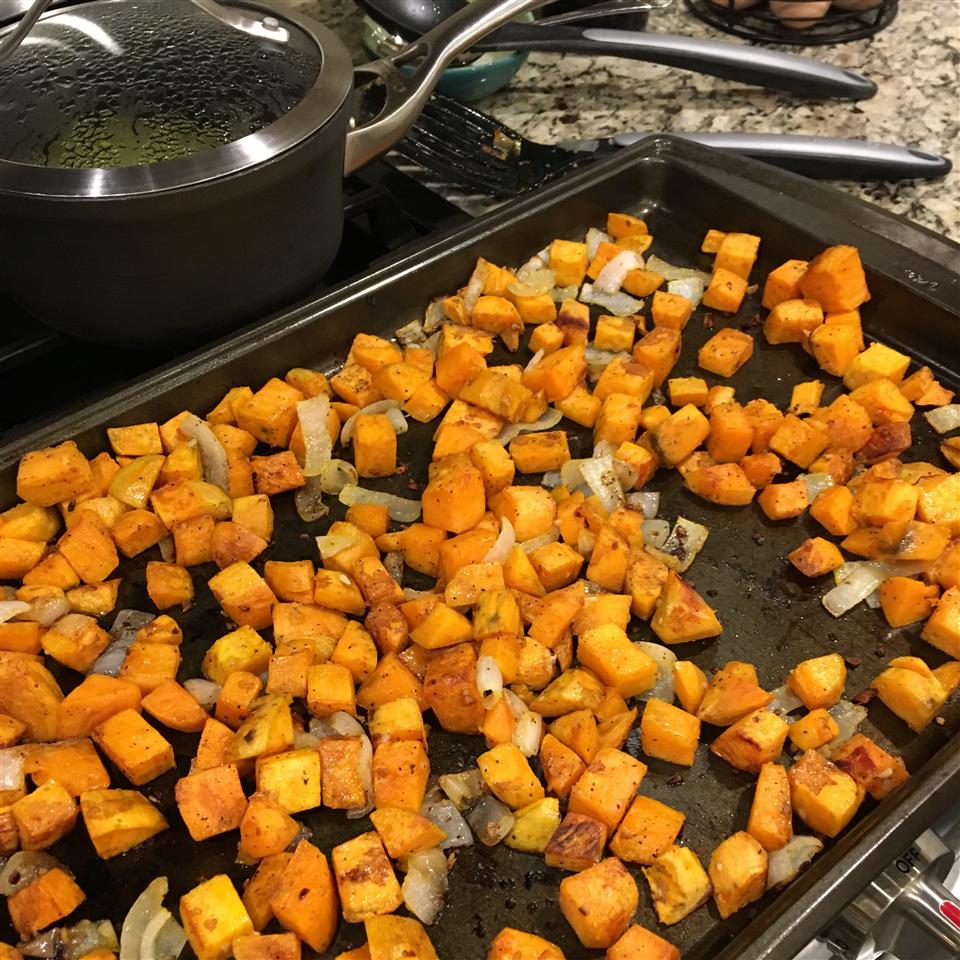 Oven Roasted Sweet Potatoes Recipe Allrecipes