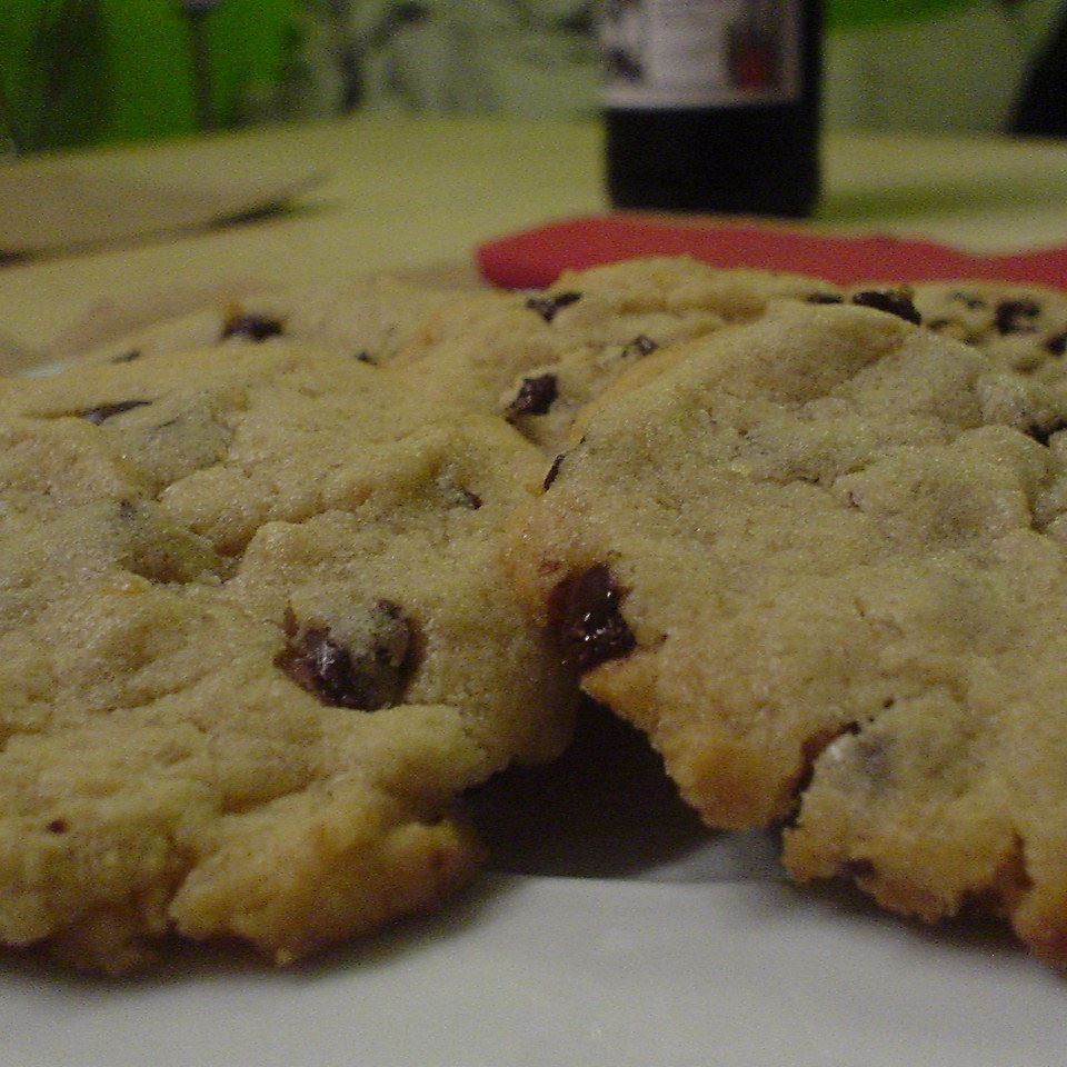 Beth's Chocolate Chip Cookies TOSTON