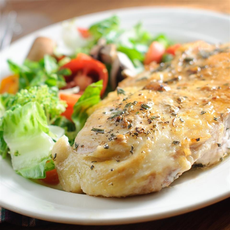 Pan Roasted Chicken Breasts Recipe Allrecipes