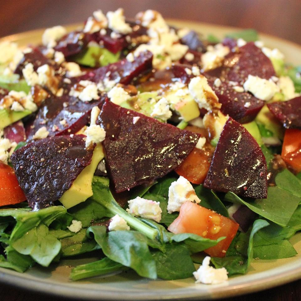 My Favorite Beet Salad