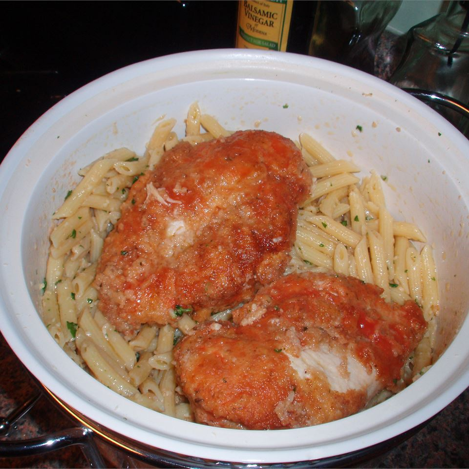 Anthony's Lime Chicken with Pasta AD119