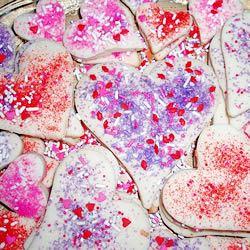 Pope's Valentine Cookies Junior's_Mommy