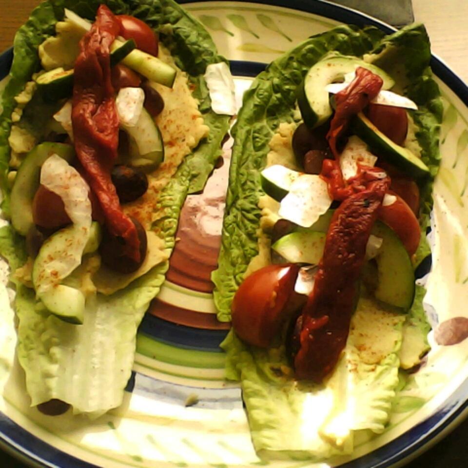 Roasted Mushroom Salad Mr. White