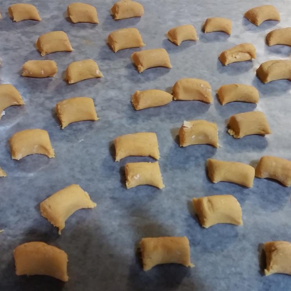 Sweet Potato Gnocchi Linda