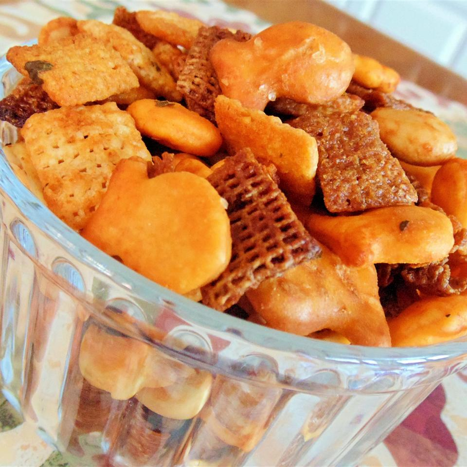 Spicy Buffalo Chex® Mix