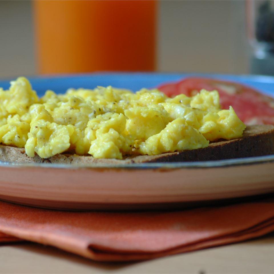 Greek Scrambled Eggs LynnInHK