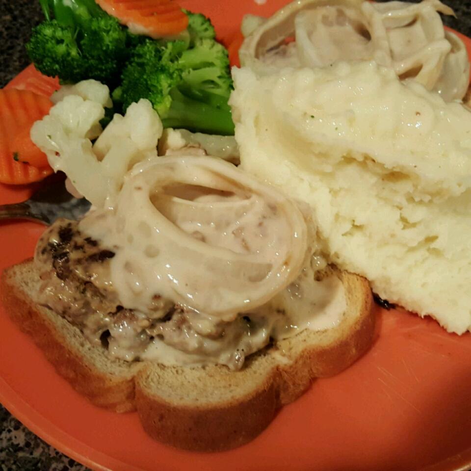 Easy Salisbury Steak Matthew Shell