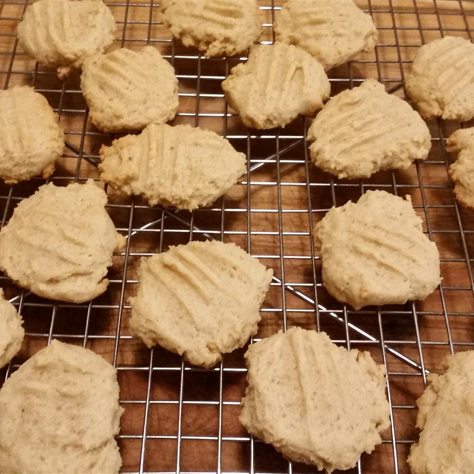 Eggnog Cookies II AUTUMN/FALL