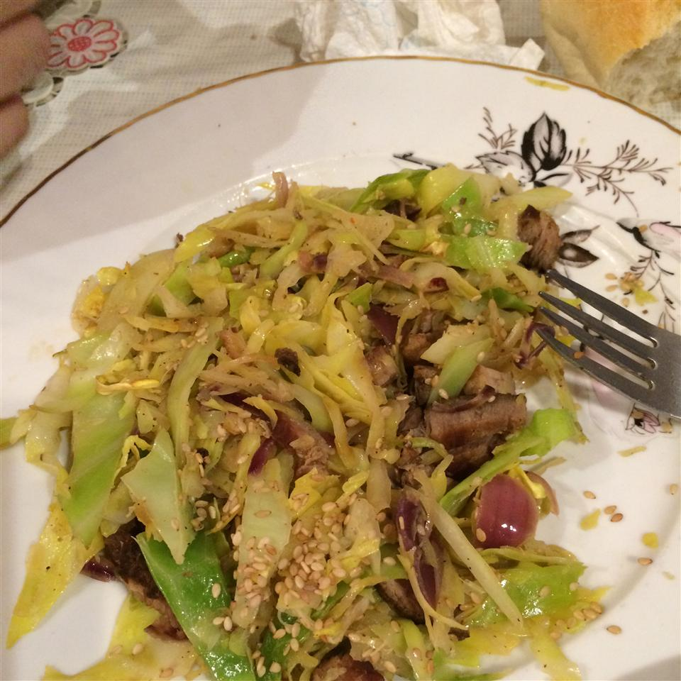 Chinese Cabbage Salad II