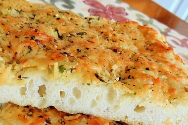 Deliciously Easy Garlic Herb Focaccia Recipe Allrecipes