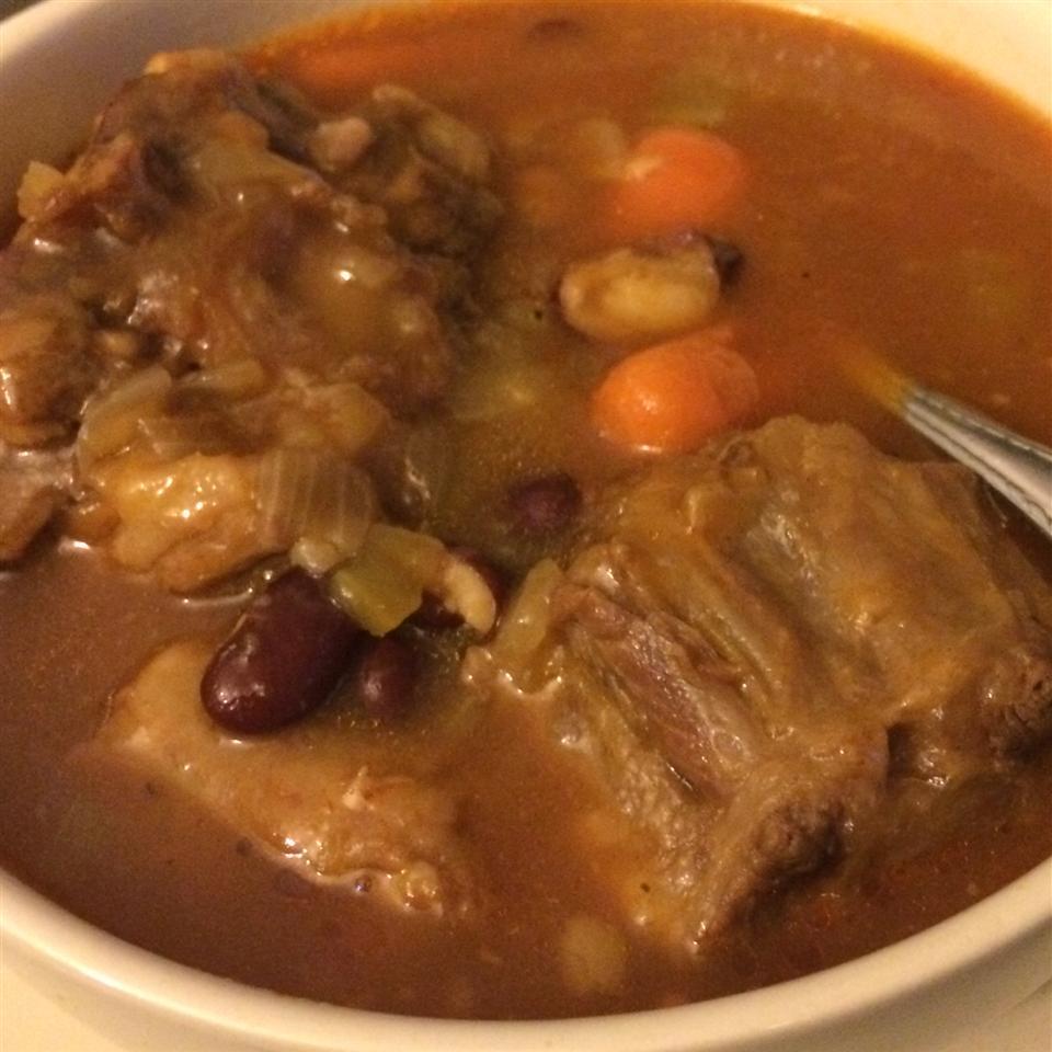 African-Style Oxtail Stew Chef Boy R Drew