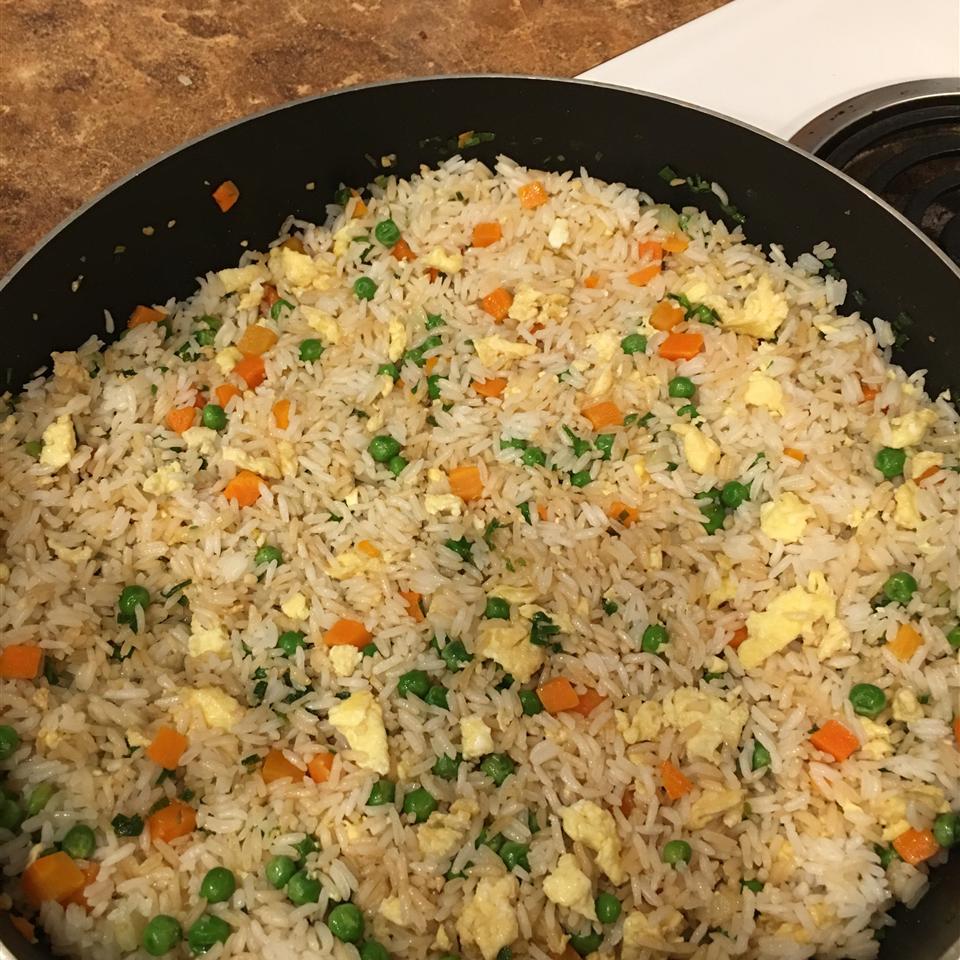 Take Out-Style Fried Rice HappyWifeHappyLife