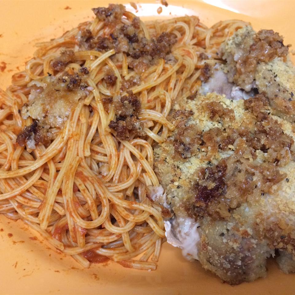 Baked Garlic Parmesan Chicken