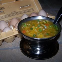 One-Egg Egg Drop Soup Soup Loving Nicole