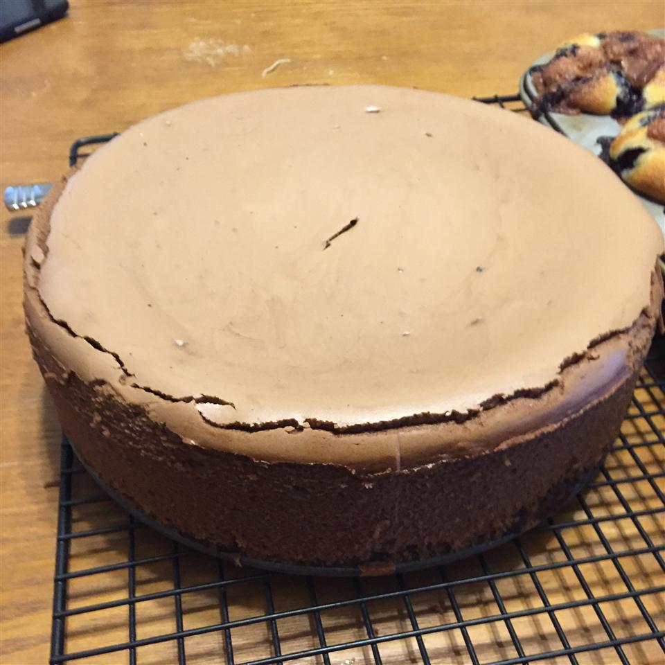Fudge Truffle Cheesecake from EAGLE BRAND® katiemb78