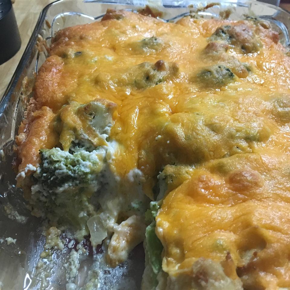 Awesome Broccoli-Cheese Casserole