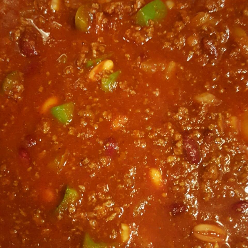 No Tomato Chili