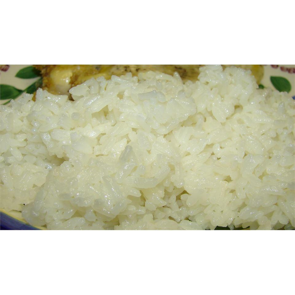 Puerto Rican Steamed Rice FOODGU1