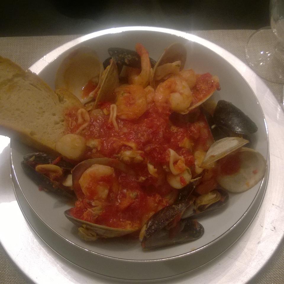 Zuppa Di Pesce Fra Di Avolo kp86
