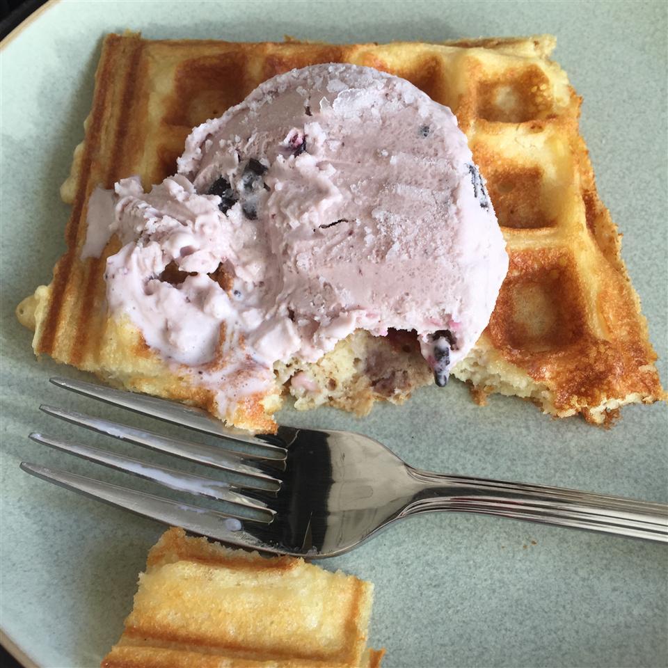 Rich Yogurt Waffles Jennifer Ingrid Ospina Burgos