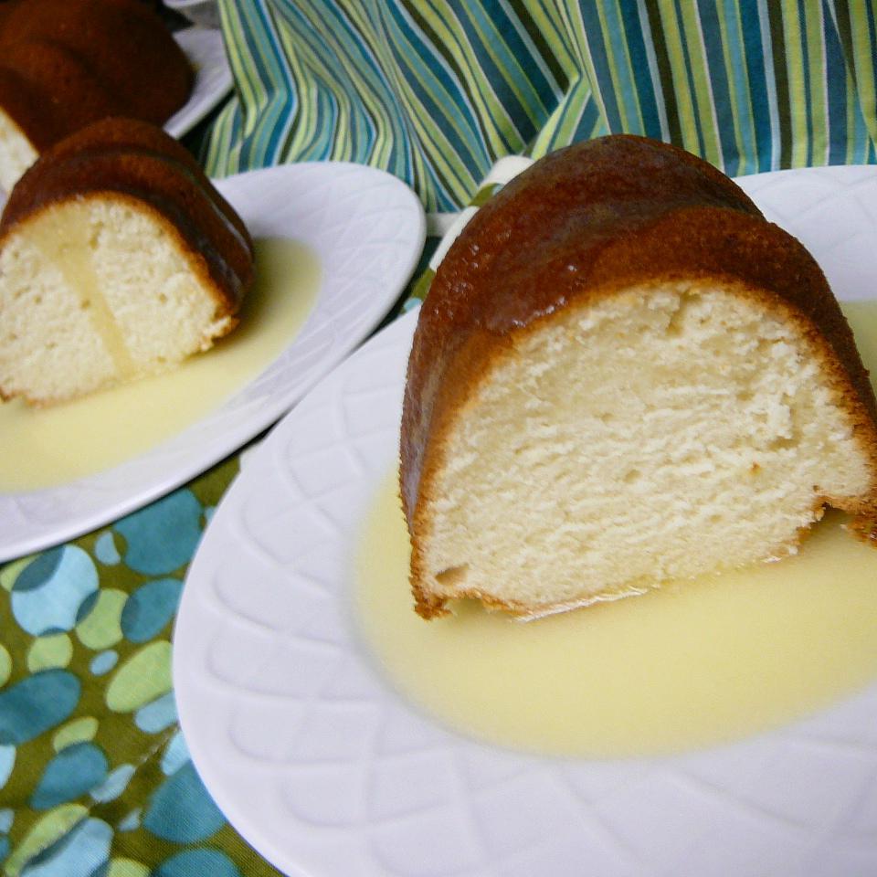 Auntie's Buttermilk Cake
