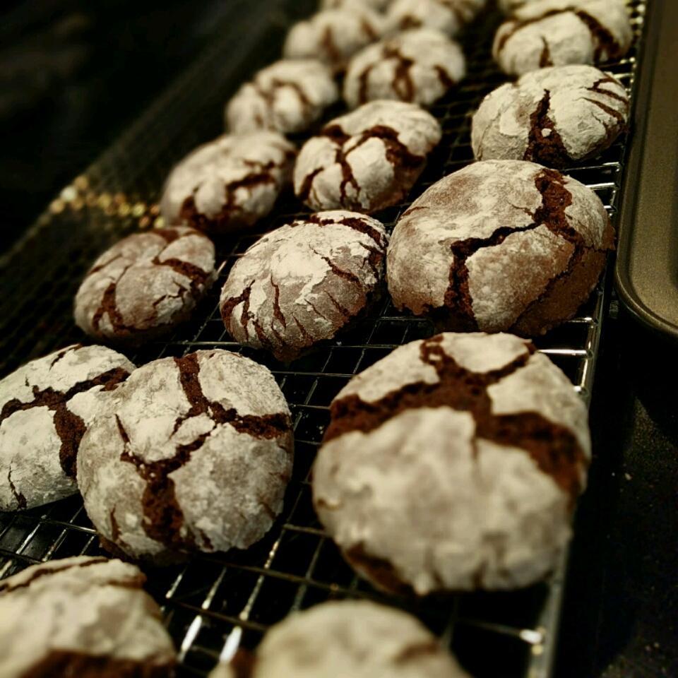 Chocolate Crinkles II Jace Hernandez