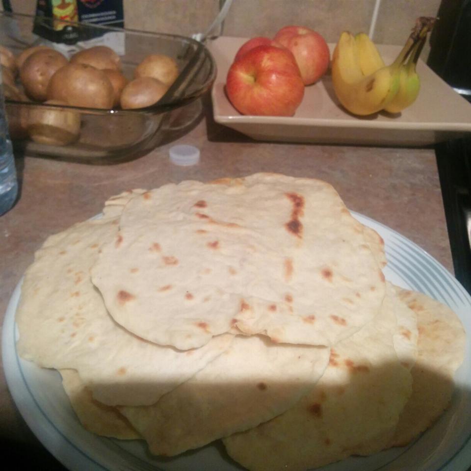 Homemade Flour Tortillas Mannie Digiov