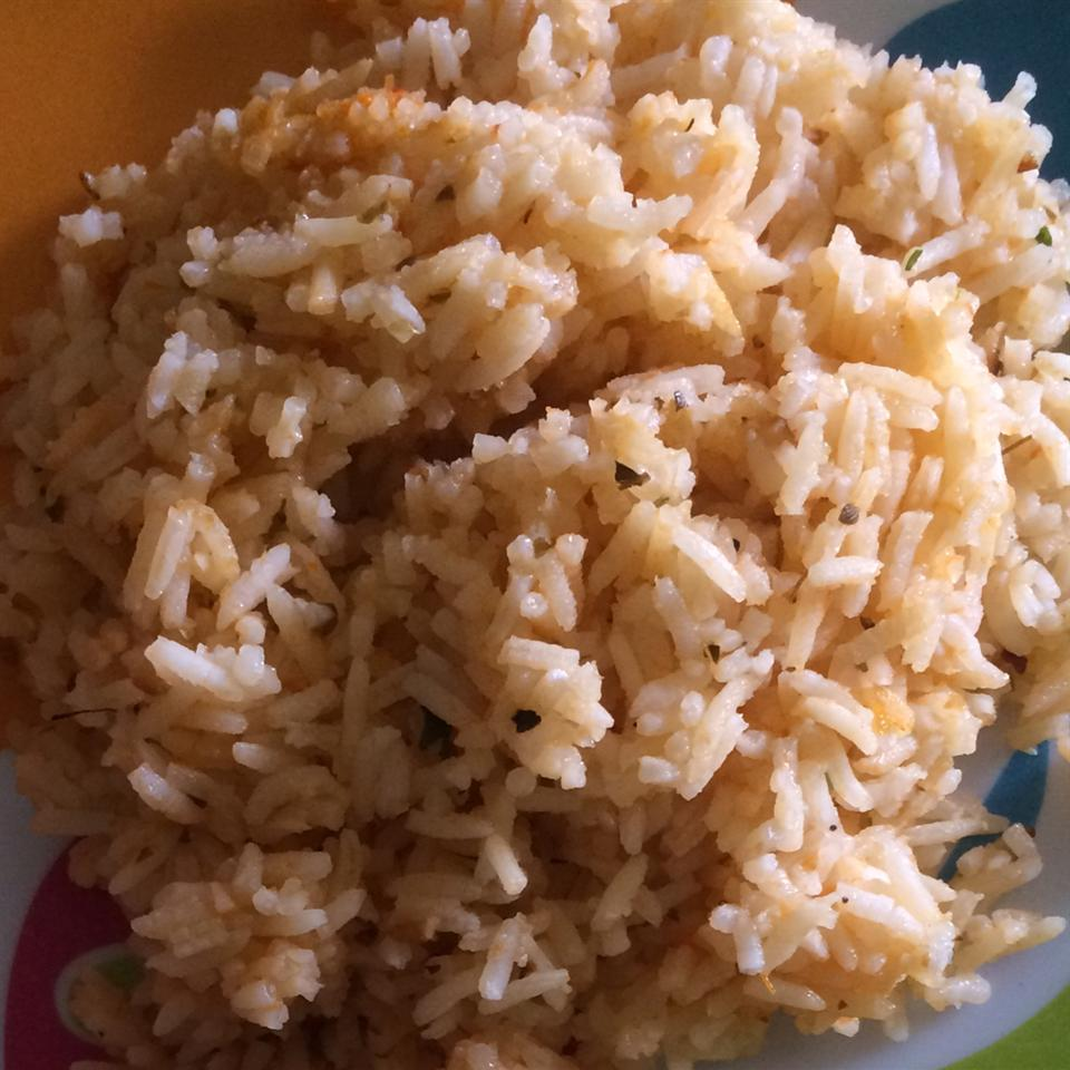 Linnie's Spanish Rice Mohit Porwal