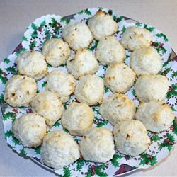 Coconut Macaroons III