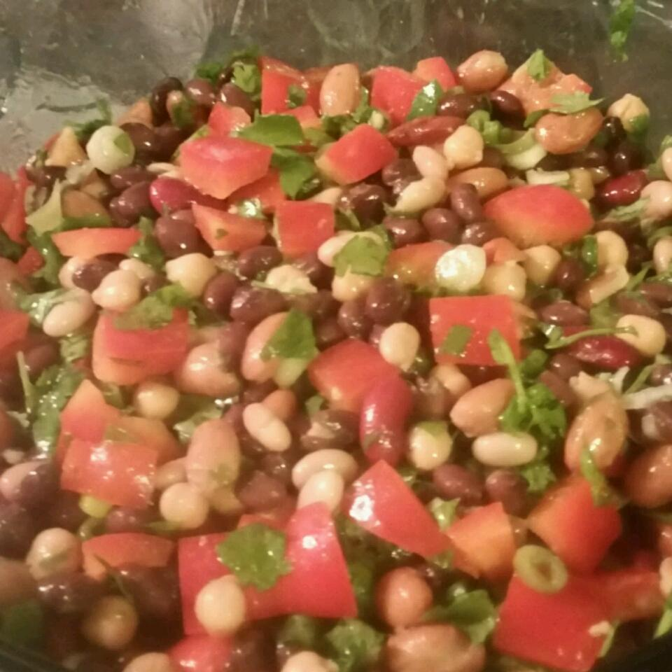Cumin and Coriander Chickpea Salad April Nagy
