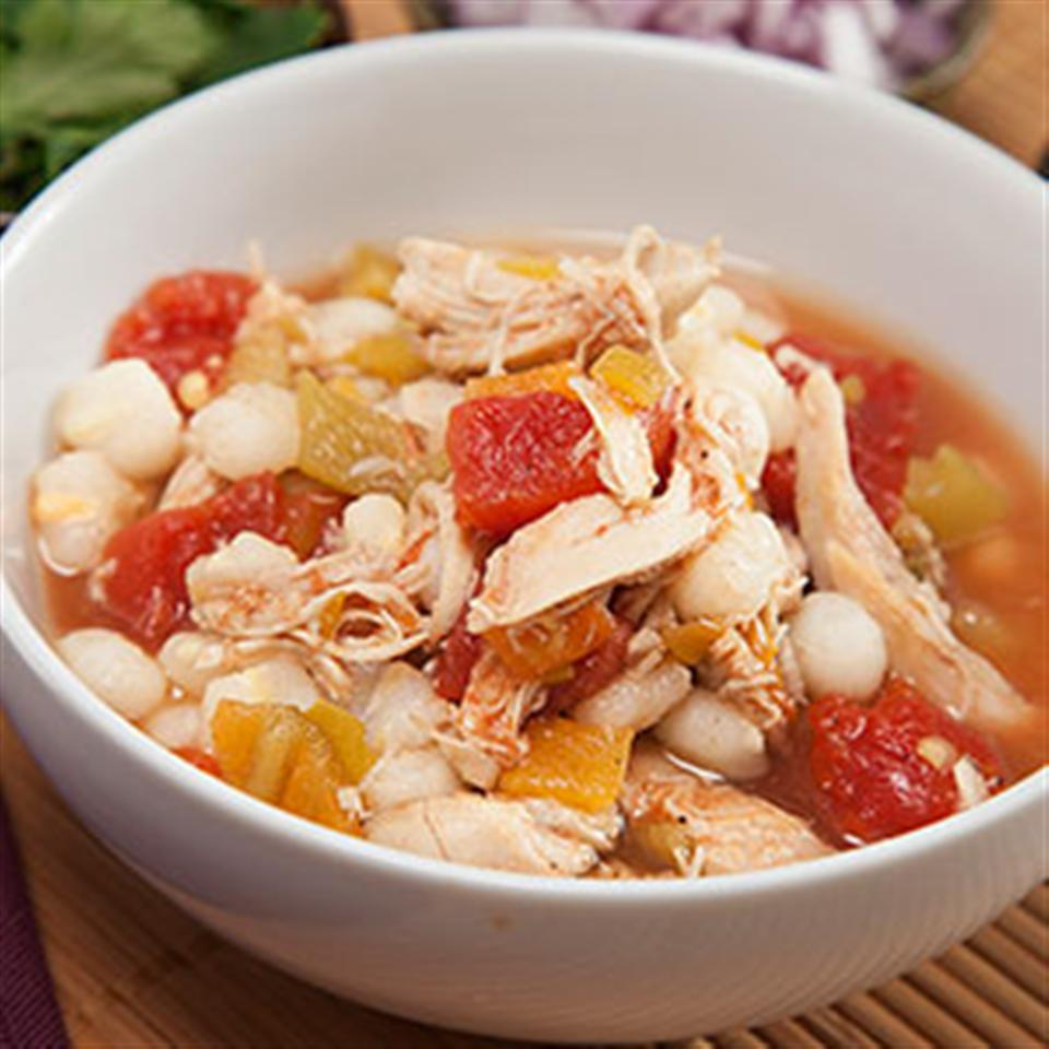 Quick and Easy Chicken Pozole Trusted Brands