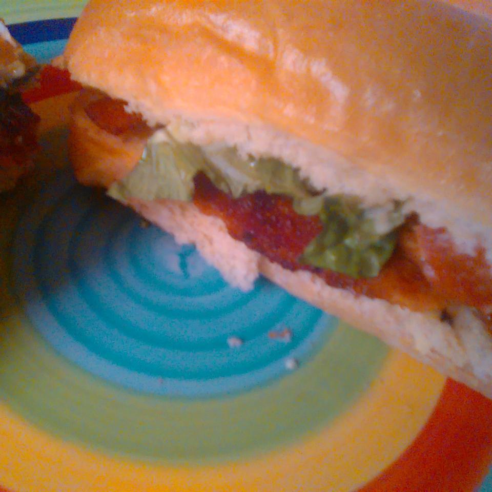 The Best BLT Sandwich Shanquilla