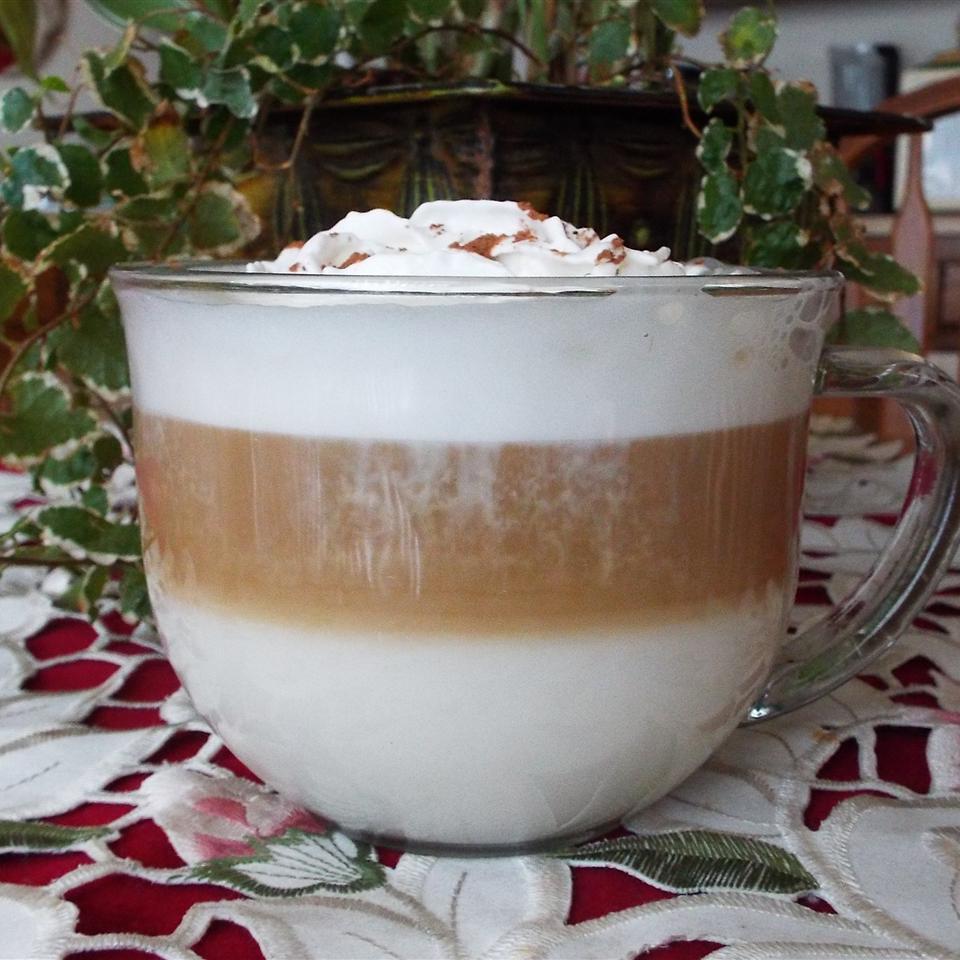 Abbey's White Chocolate Latte Yoly