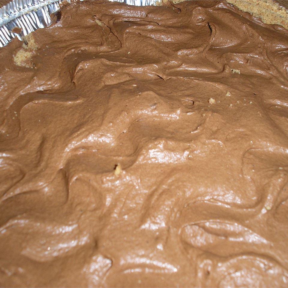 French Silk Chocolate Pie I Amy