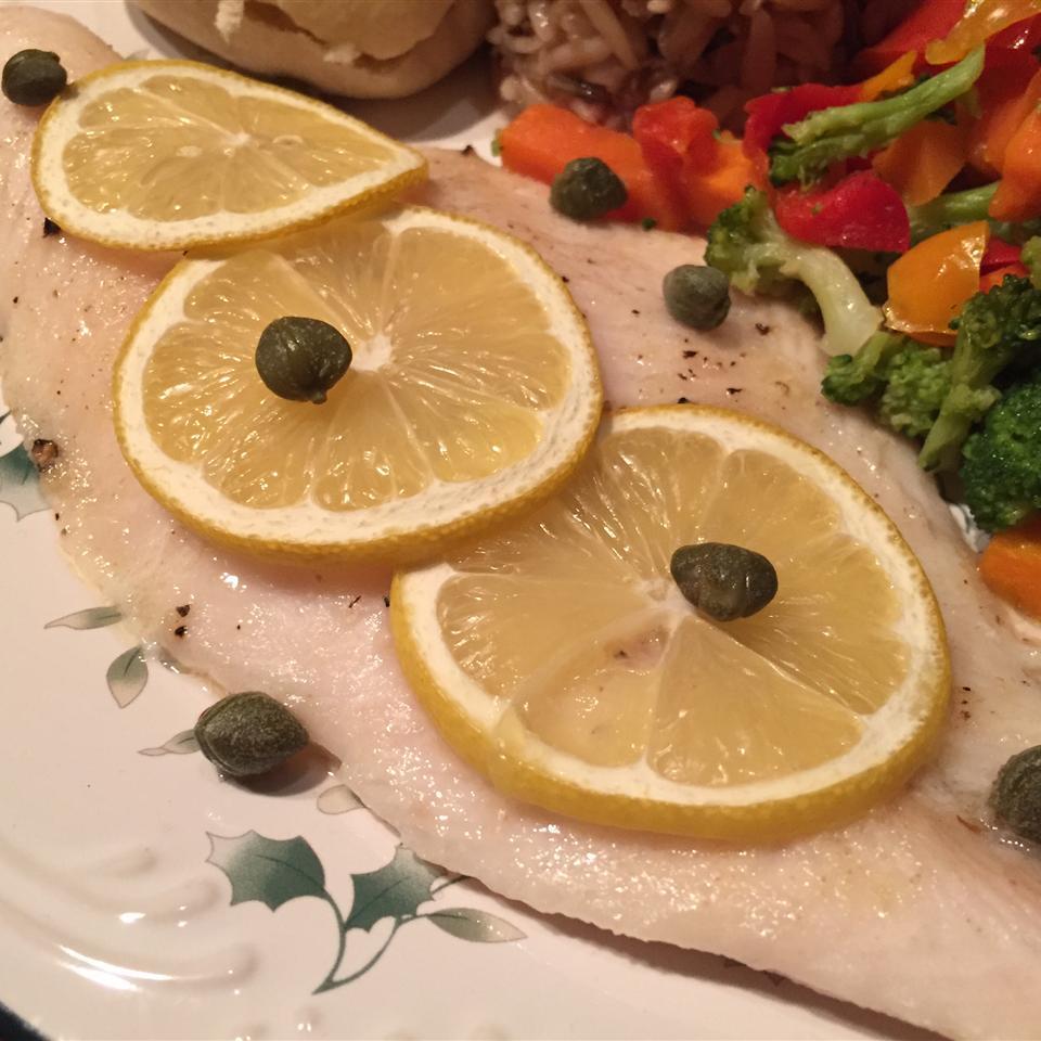 Easy Elegant Baked Fish