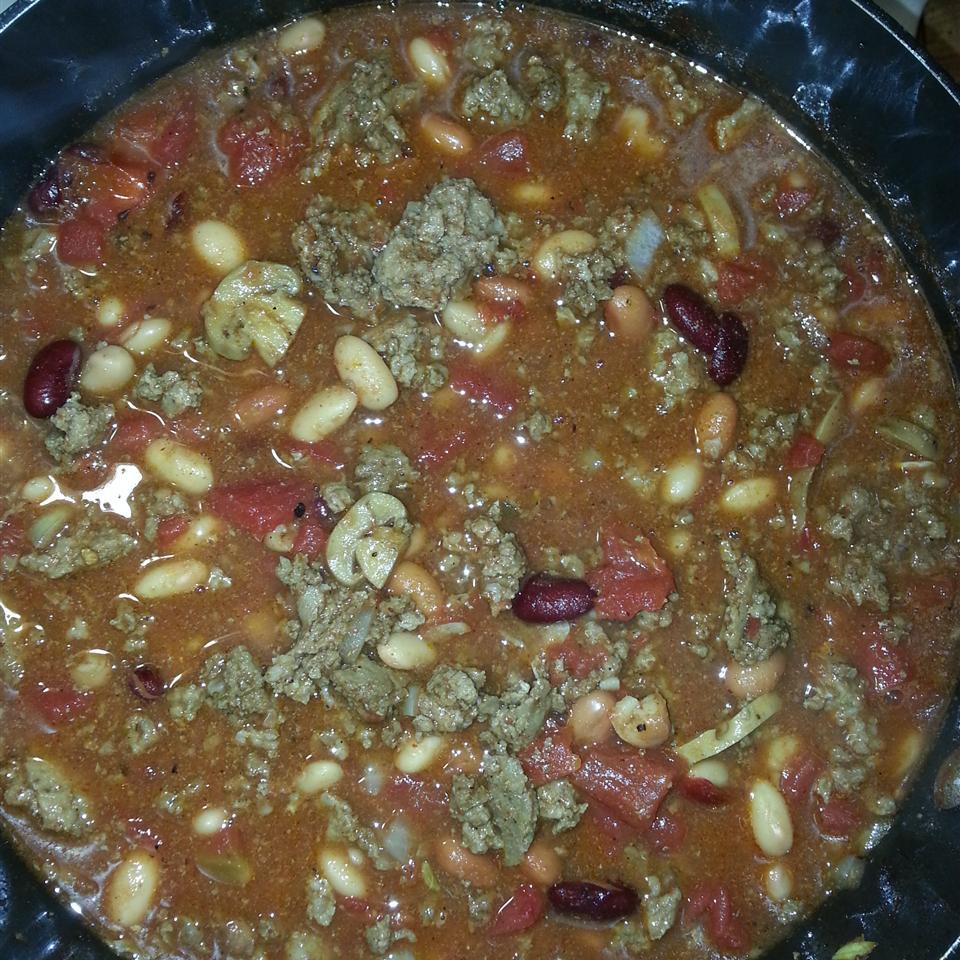 Quick Chili I Yvonne Boeckel