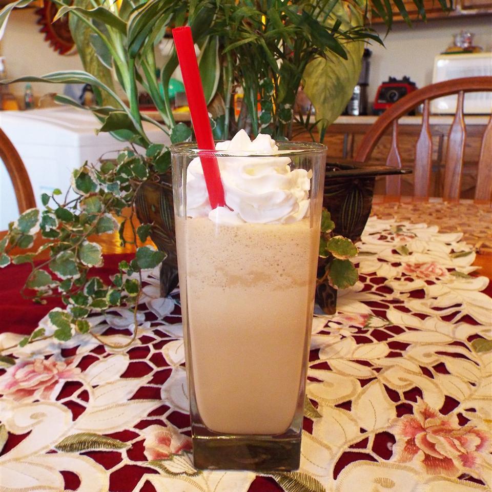 Almond Milk Frappuccino® Yoly