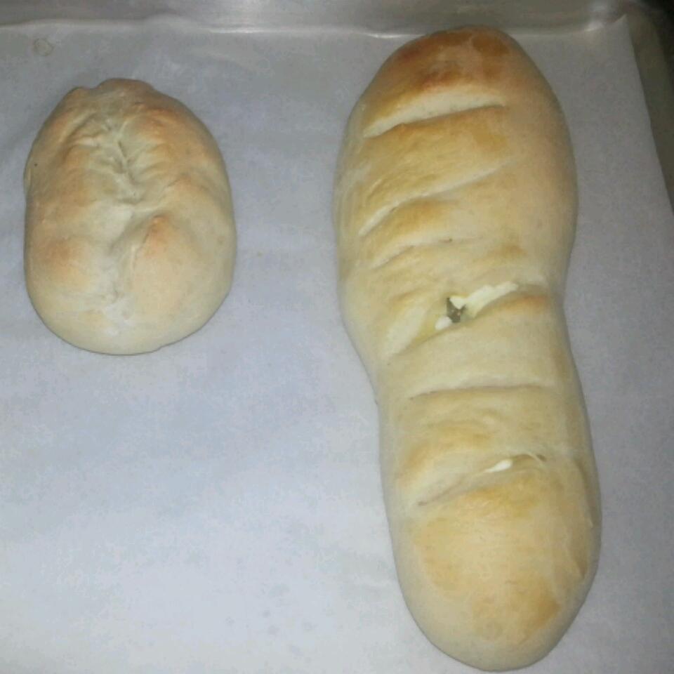 Buttermilk White Bread Judith
