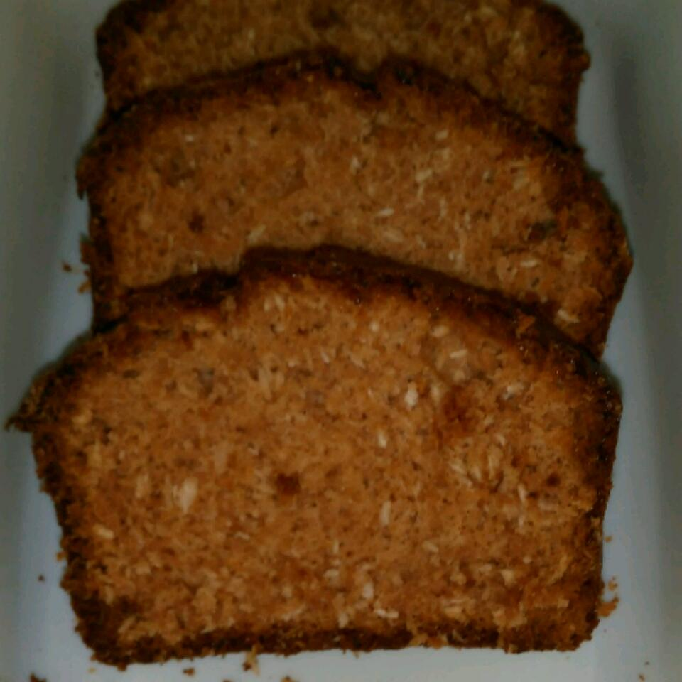 Cinnamon Coconut Loaf Carol