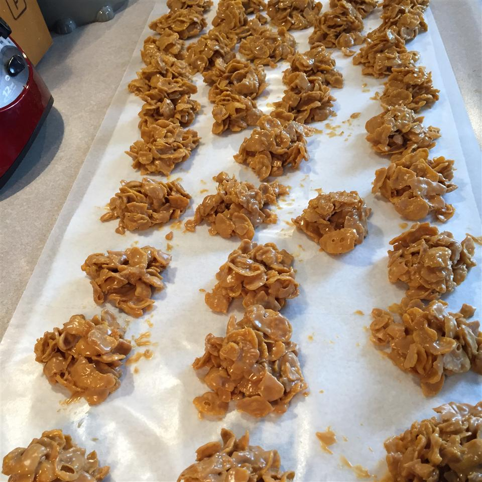 Frosted Corn Flake Cereal Clusters angpur9