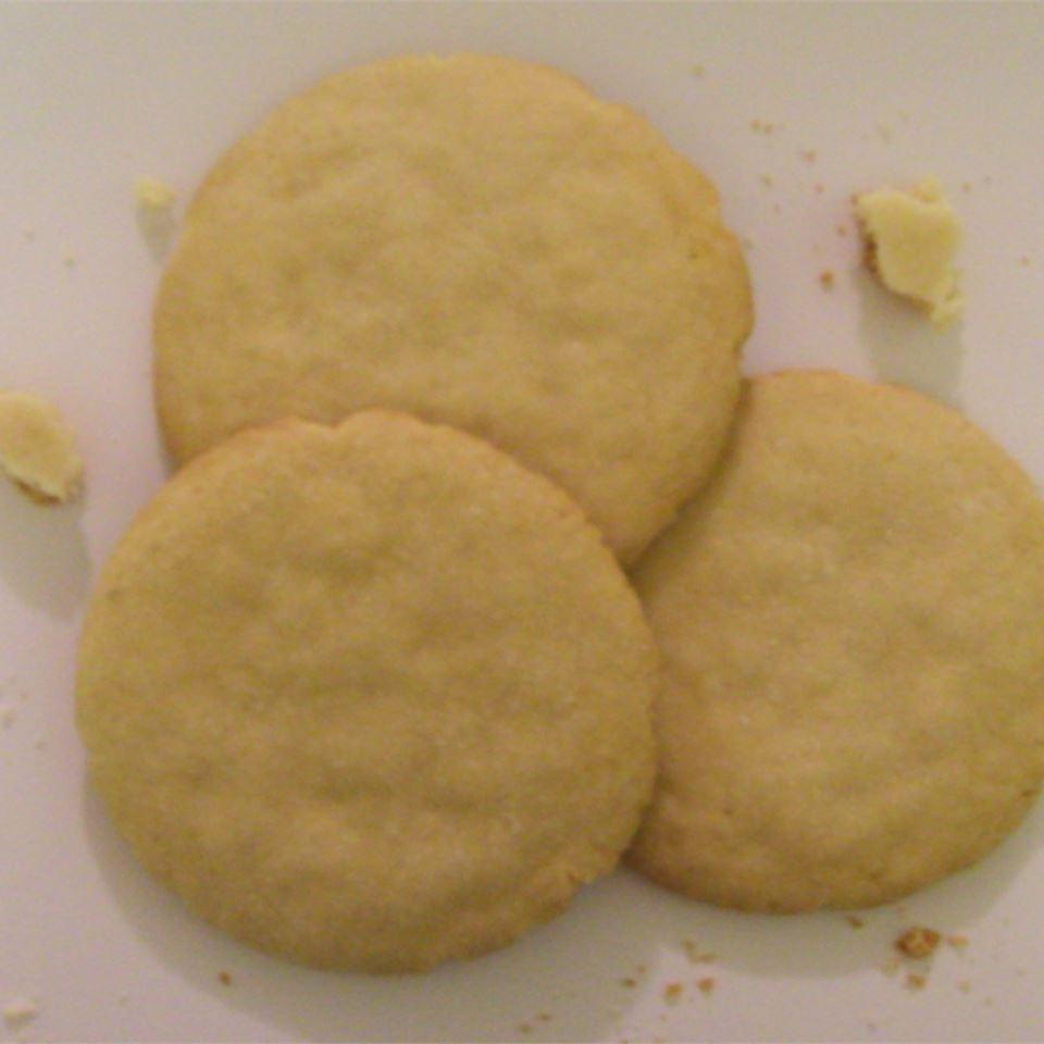 Lemon Sugar Tea Cookies NESSITA