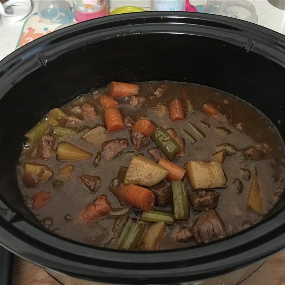 Make-Ahead Slow Cooker Beef Stew